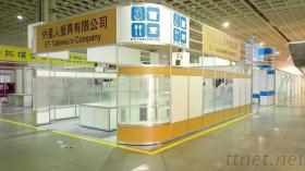 會場設計, 室內設計, 展覽會場, 組合架, 會場佈置