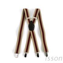 吊带 大人吊带 X型吊带 客制吊带 松紧带吊带 缇花吊带 素色皮革 祎尚