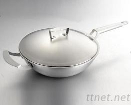 雙立人款32cm炒鍋