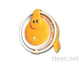 蝶中蝶USB風扇燈