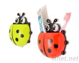瓢蟲牙刷組盒套裝