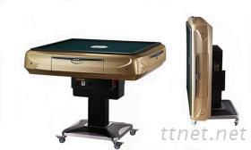 折疊電動麻將桌