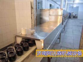 瓶裝食品的殺菌設備