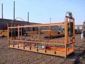 衡水电动吊篮租赁, 电动吊篮厂家