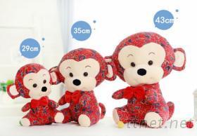 2016 猴子吉祥物