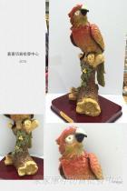 庫存 切貨 批發 鸚鵡擺飾飾品