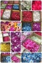 人造花材, 假花, 仿真花, 收購庫存
