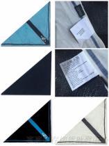專櫃品牌 ESPRIT 100% 純棉 三角頭巾、領巾