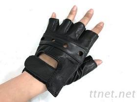 真皮半截手套 男女適用 手套批發 手套庫存切貨