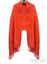 百货公司 专柜下架 保暖针织围巾