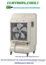 氣化式小型冷風機, 水冷扇, 涼風扇
