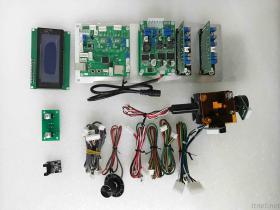 专业研发生产 SLA 3D打印机 核心组件