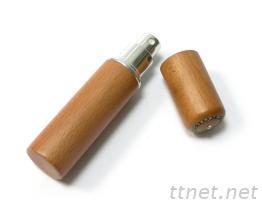 鑲鑽香水瓶 (花梨木10cc)