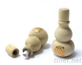 葫蘆滾珠精油瓶
