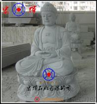 专注高品质寺院佛像石雕釋迦牟尼佛