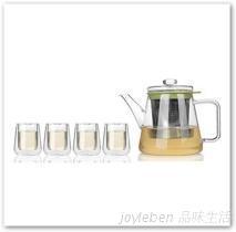 HG耐熱玻璃茶壺套裝