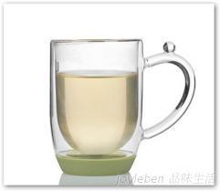 HG金點雙層玻璃杯