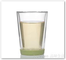 HG防滑双层玻璃杯