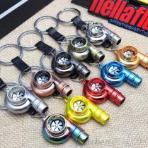 汽車渦輪口哨鑰匙圈