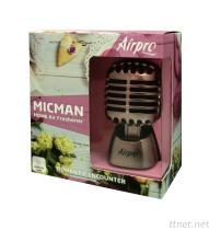 AIRPRO 麥克風香水--黑/金1202002/1202003