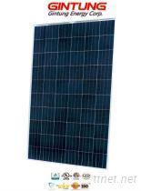 250~270W 多晶太陽能板