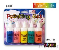 彩色颜料涂抹瓶