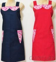 工701 日式創意棉圍裙