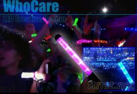 LED遙控閃光棒, 演唱會閃光棒, 發光棒