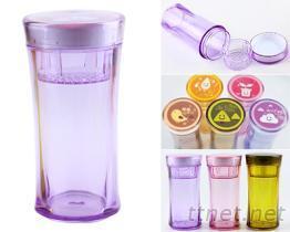 自然彩泡茶杯-380ML