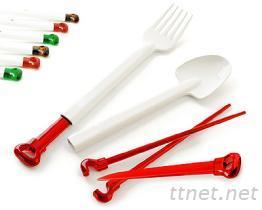 环保便携餐具套装