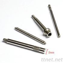 傳動軸類-CNC車床加工零件