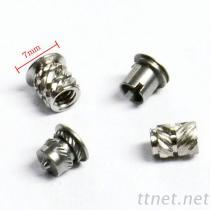 電子零件-CNC車床加工零件