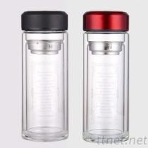 雙層耐熱玻璃杯