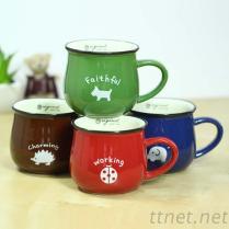 日式陶瓷杯