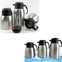 不鏽鋼真空咖啡壺