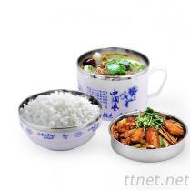 中國風保溫餐盒