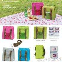 大容量防水保溫(冷)餐袋