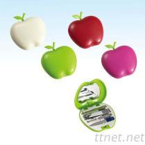 亮彩苹果四件修容组