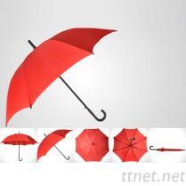 16傘骨防風長傘