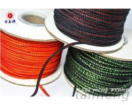 台孟牌蛇紋帶, 特殊織帶, 造型編織帶