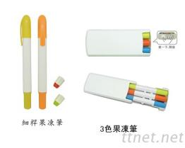 果凍螢光筆 / 12色筆