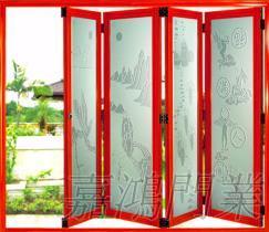 重型大折疊門