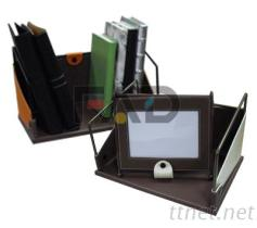 办公收纳组, 书架, 相框