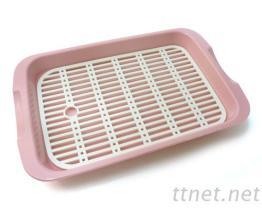 抗菌瀝水盤(小)