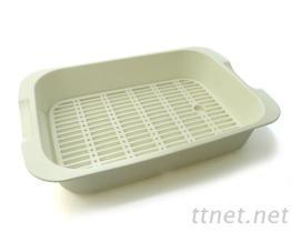 抗菌瀝水盤(中)