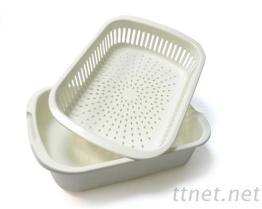 抗菌洗菜籃
