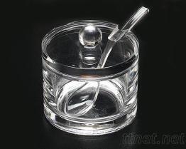壓克力鹽罐