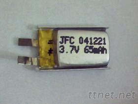 041221電池, 聚合物電池 401020