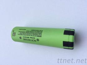 18650圆柱锂电池, 充电电池