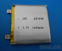 605048 battery 1600mAh锂电池